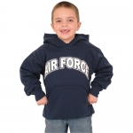 Kid's Hoodie US Air Force - Blue Pullover