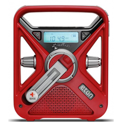 Eton FRX3+ Red Cross Emergency Radio