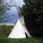 Crow Tipi - Call for pricing 541-830-6425