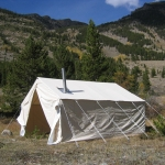 Bighorn Tent - Call for pricing 541-830-6425