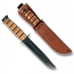 KA-BAR - US NAVY Straight Edge Knife Full-size - KA1225